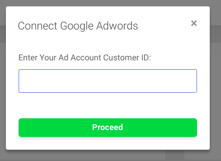 Dynamic Number Insertion - Google Adwords Connection